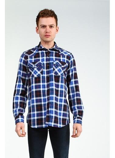 Collezione Gömlek Mavi